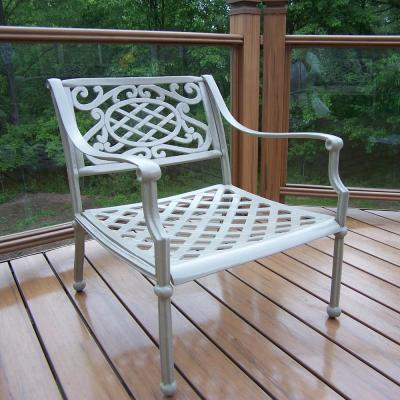 Tacoma Aluminum Outdoor Dining Chair