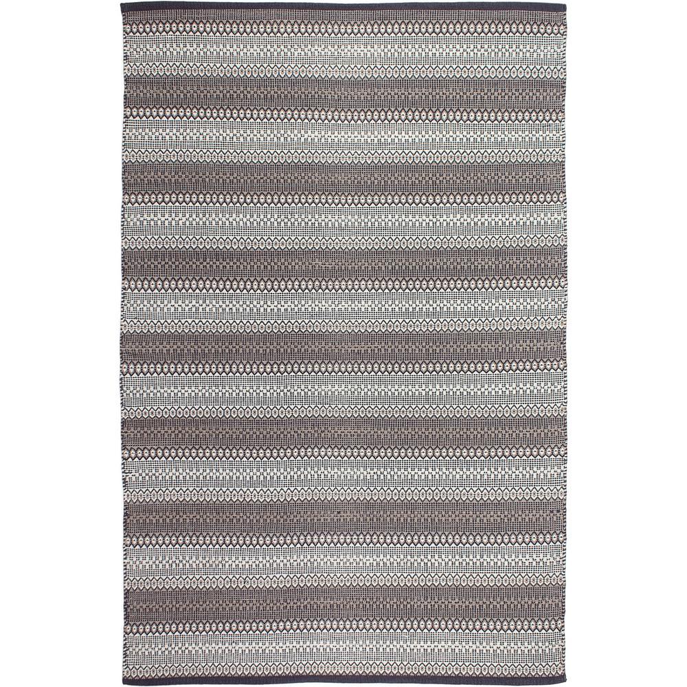 Ethos - Gray (5' x 8') - Cotton
