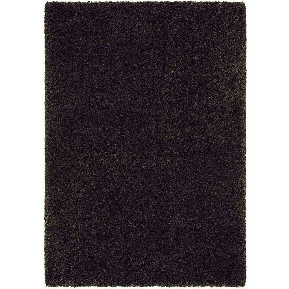 Home Decorators Collection Hanford Shag Dark Barok 5 ft. 3 in. x 7 ft. 5 in. Area Rug