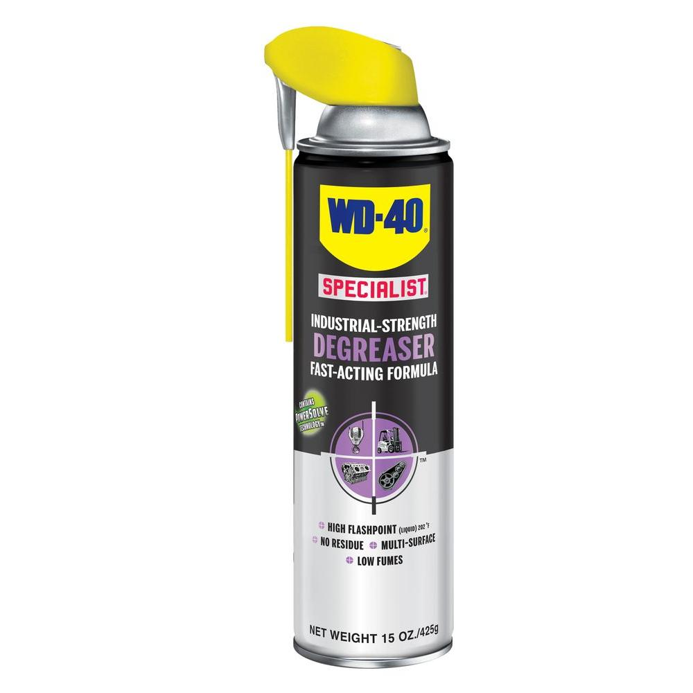 WD-40 SPECIALIST 15 oz. Industrial Strength Degreaser
