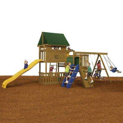 Great Escape Ready to Assemble Bronze Playset