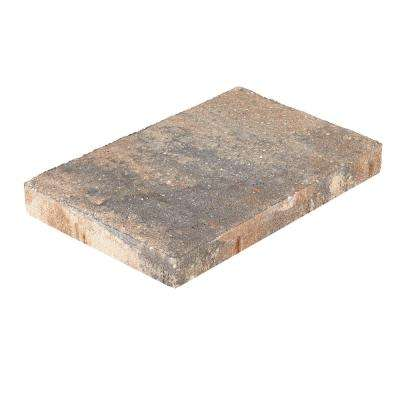 Milano Large 11.75 in. x 7.75 in. x 1.25 in. Sierra Blend Concrete Paver (320 Pcs. / 207 Sq. ft. / Pallet)