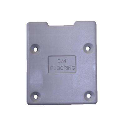 3/4 in. Flooring Nailer Replacement Base Plate