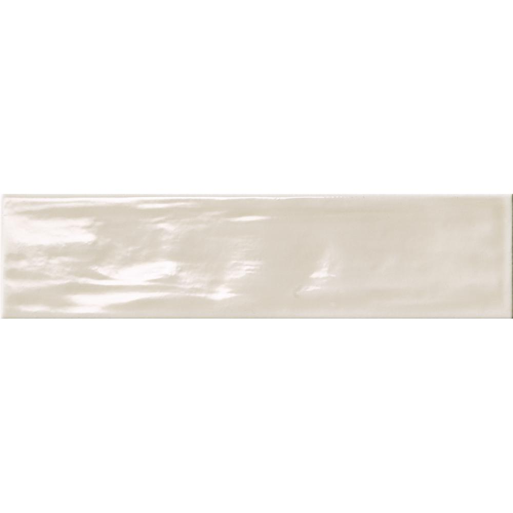 Subway Ivory Glossy 35 In X 1475 In Ceramic Wall Tile 753 Sq