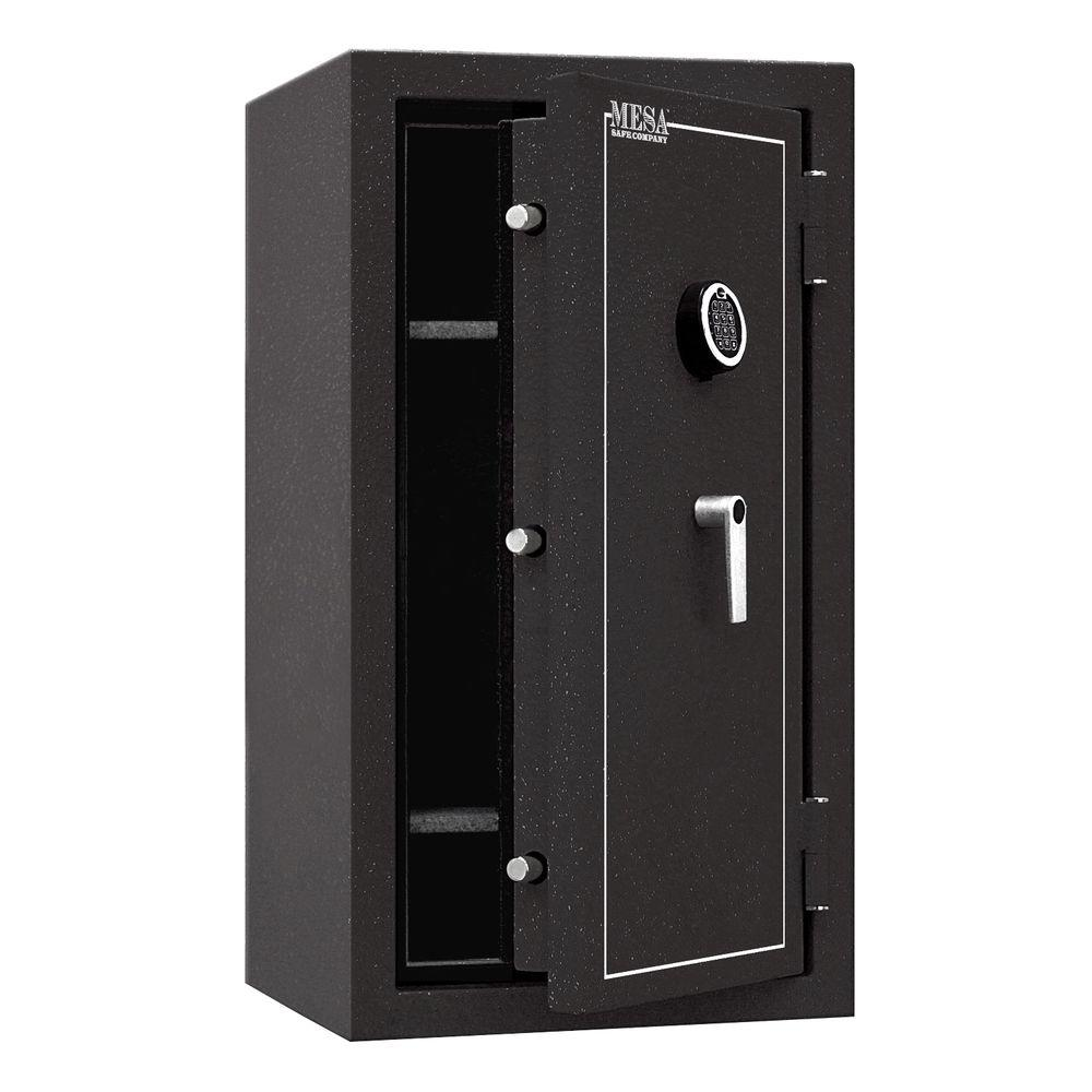 6.4 cu. ft. All Steel Burglary and Fire Safe with Electronic