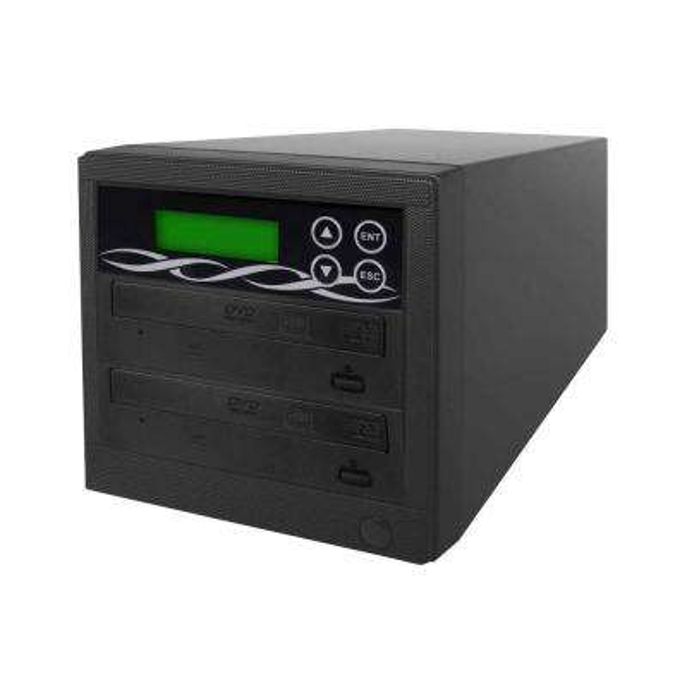1 Target DVD/CD Duplicator
