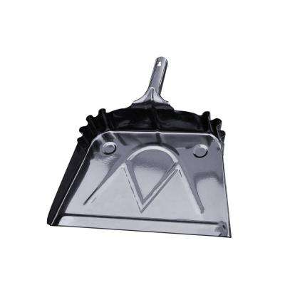 Heavy-Duty Steel Dustpan