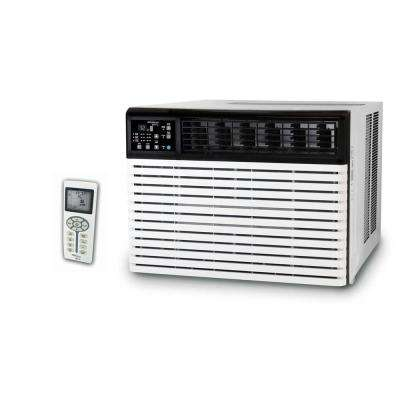 24,000 BTU 230-Volt Window Air Conditioner with LCD Remote Control, ENERGY STAR