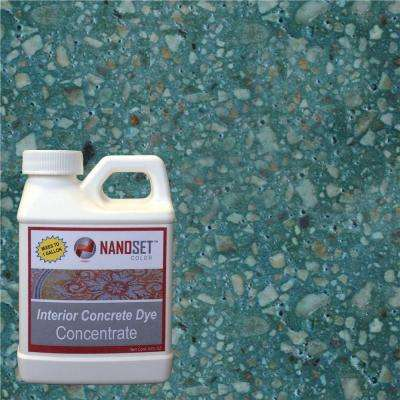 32-oz. Emerald Interior Concrete Dye Stain Concentrate