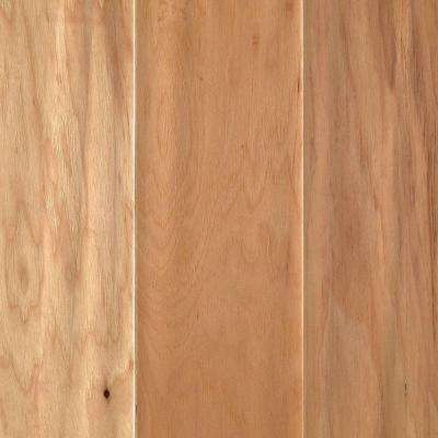 Take Home Sample - Duplin Country Natural Hickory Engineered Hardwood Flooring - 5 in. x 7 in.