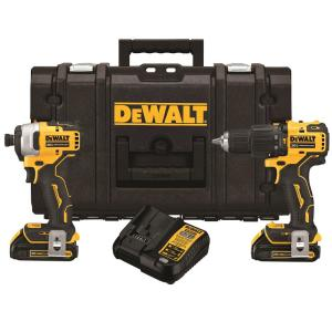 Deals on DeWalt ATOMIC 20-Volt MAX Cordless Hammer Combo Kit (2-Tool)