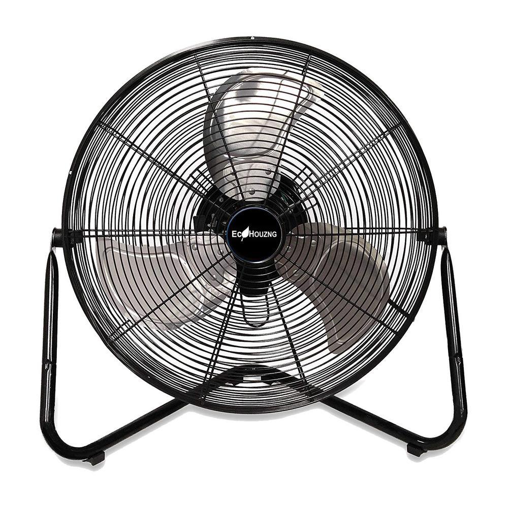 20 in. High Velocity Floor Fan