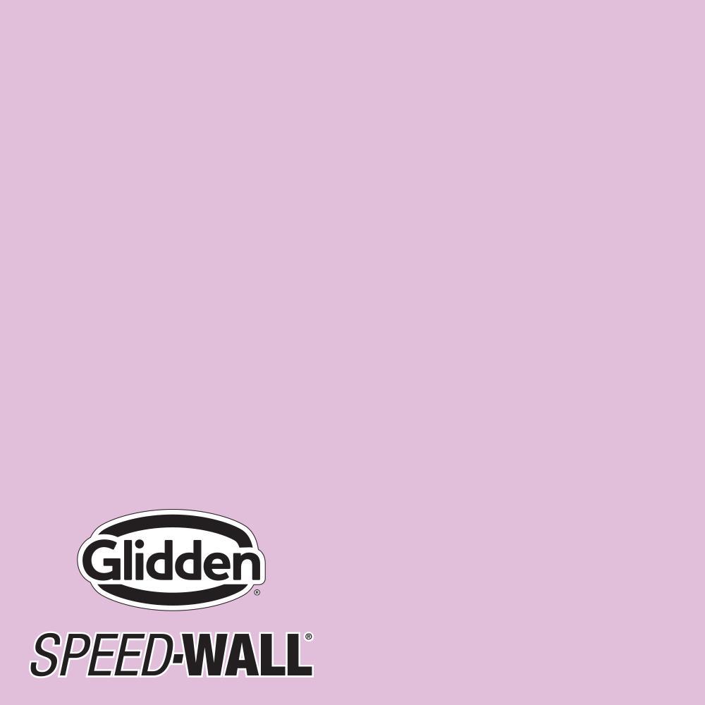 Speed-Wall 1 gal. Pink Peony PPG1251-4 Semi-Gloss Interior Latex Paint