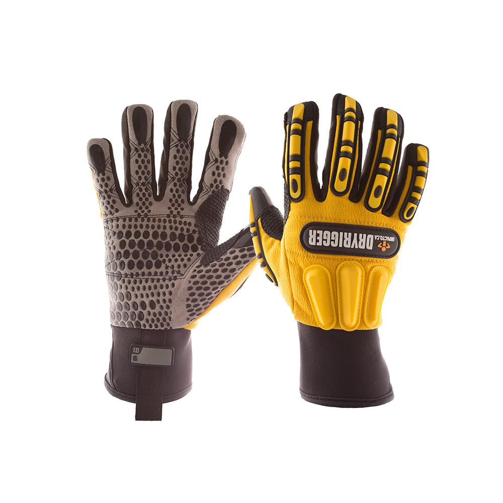 Dryrigger X-Large Anti-Impact Oil and Water Resistant Glove