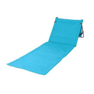 Cornflower Blue Beachcomber Patio Beach Mat