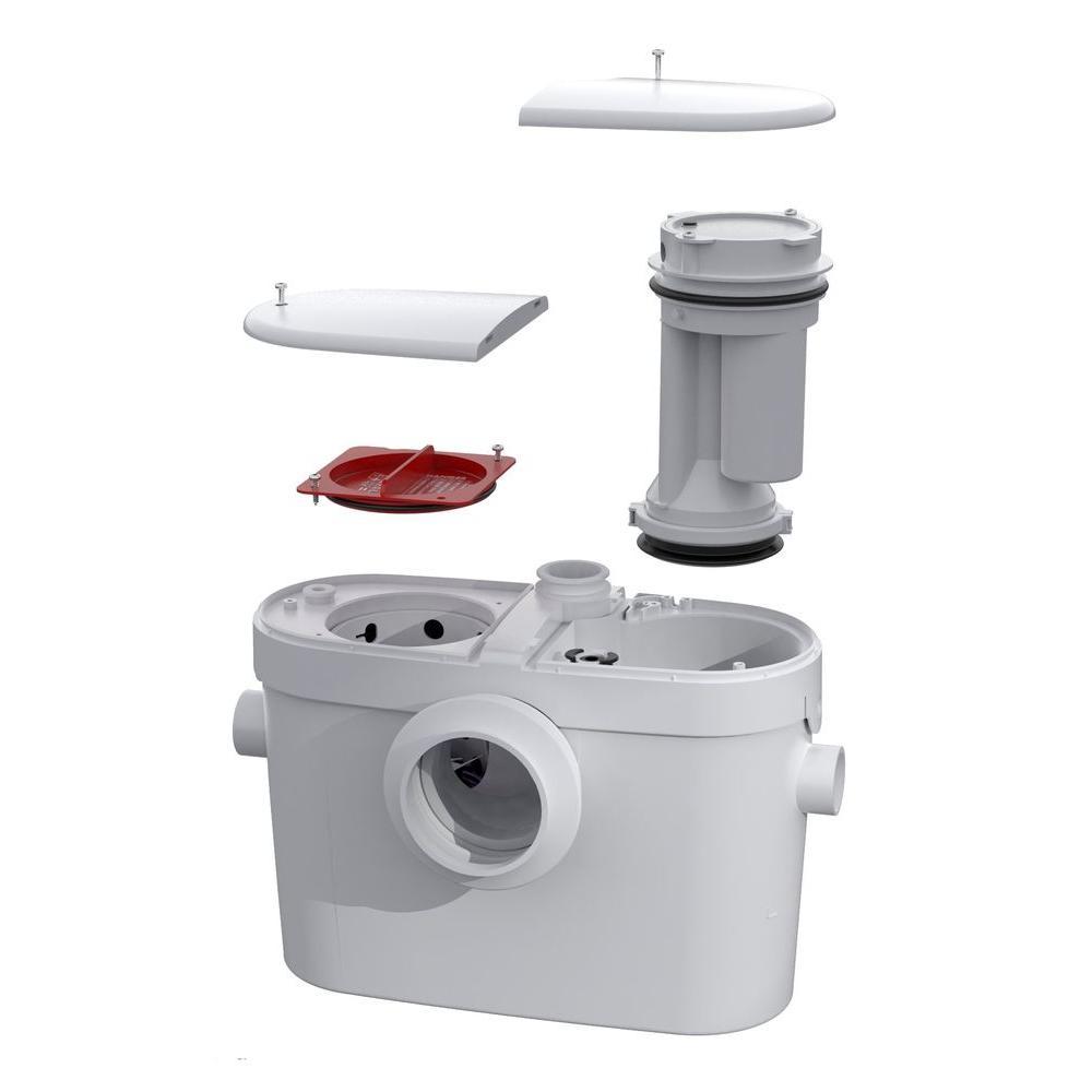 Bathroom Anywhere Macerator Pump Best Home Design 2018