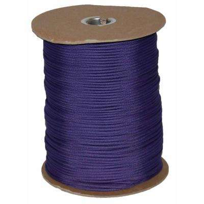 1000 ft. Paracord Spool in Purple