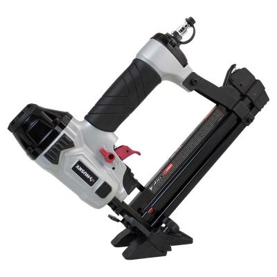 Pneumatic 4-in-1 18-Gauge 1-5/8 in. Mini Flooring Nailer and Stapler