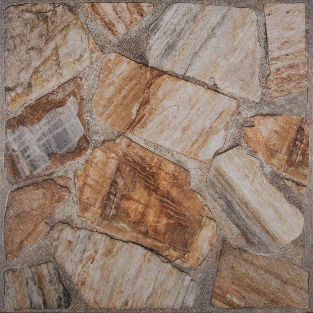 MSI Santarem 21 in. x 21 in. Glazed Ceramic Floor and Wall Tile ...