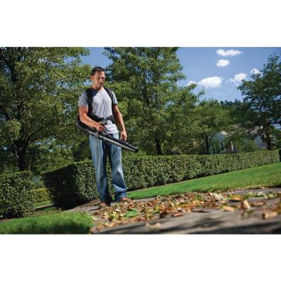 150 MPH 500 CFM 4-Cycle 32cc Gas Backpack Leaf Blower with JumpStart Capabilities