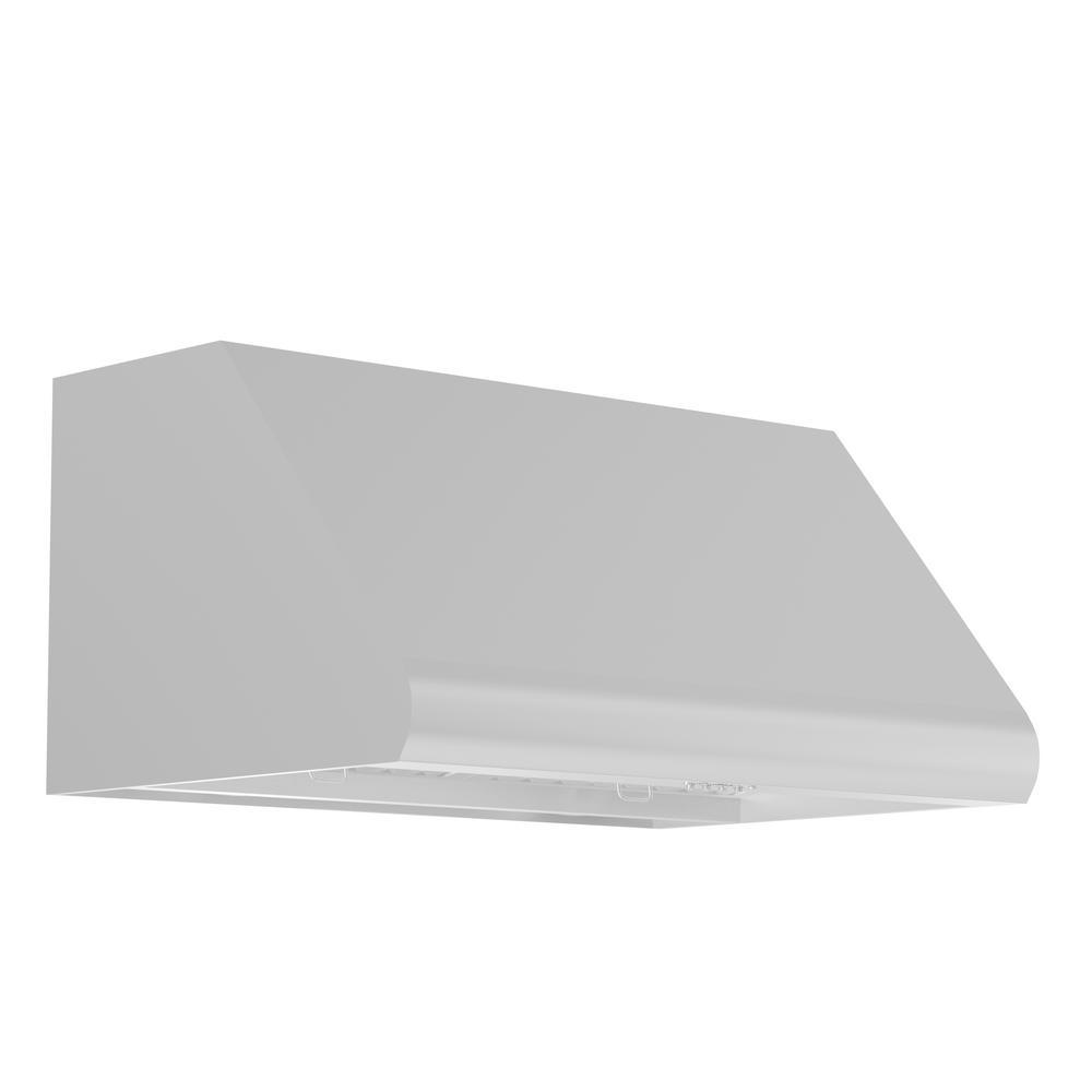 Zline Kitchen And Bath Zline 54 In. 1000 Cfm Under Cabinet Range Hood In Stainless Steel (silver)