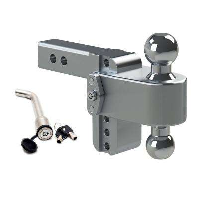 180-Hitch By Weigh Safe With Keyed Alike Reciever Pin