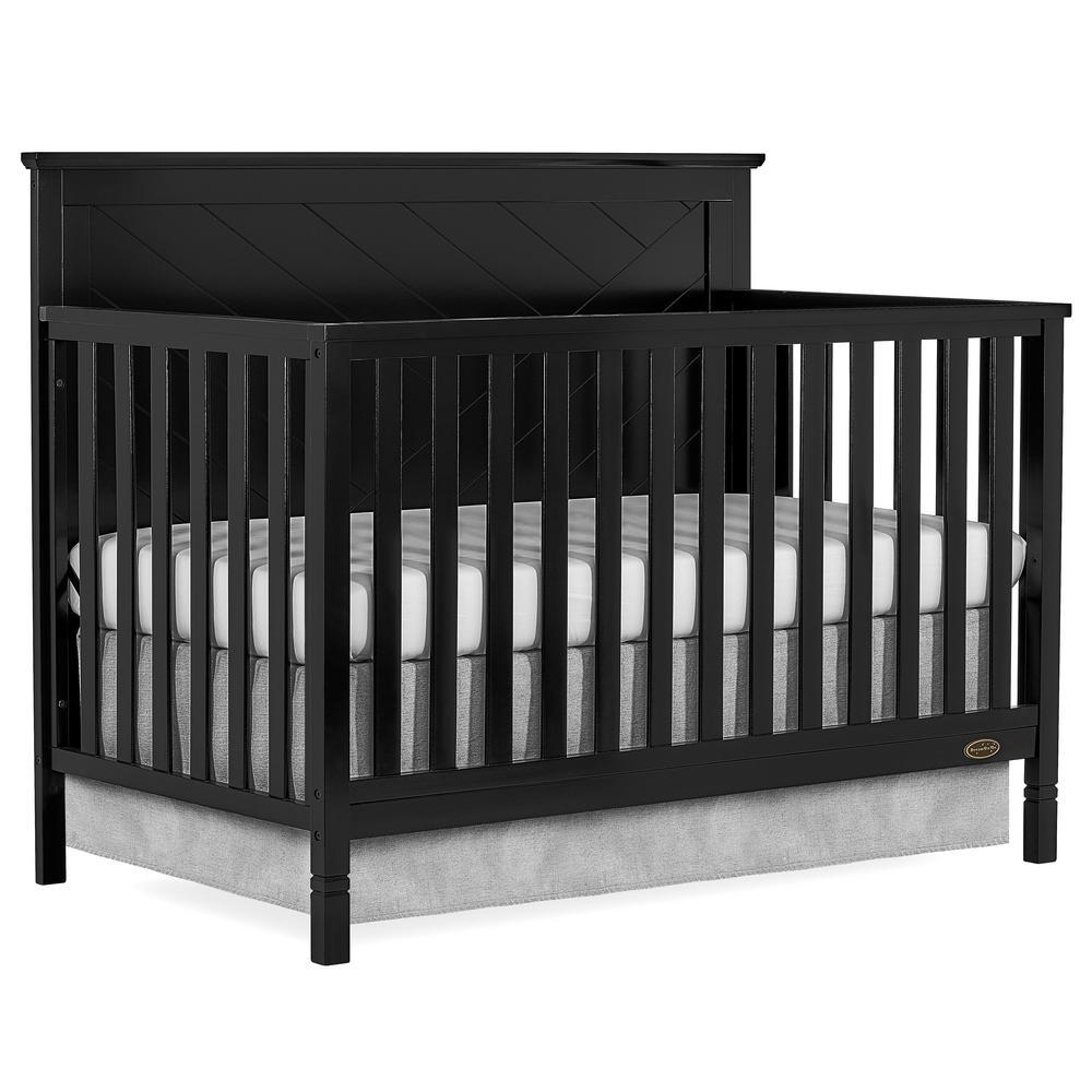 Skyline 5 in 1 Convertible crib