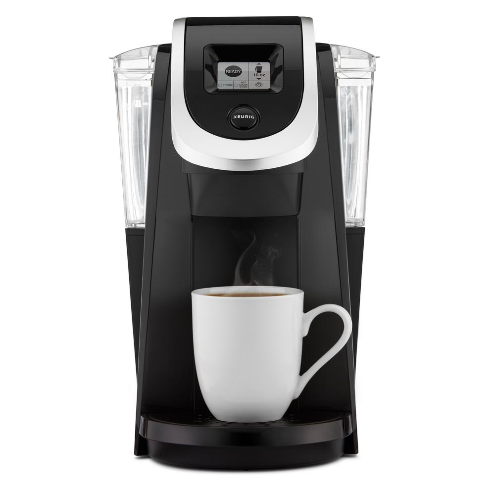 Keurig Coffee Maker Single Cup : Keurig K200 Plus Single Serve Coffee Maker-119256 - The Home Depot