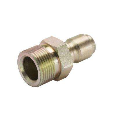 3/8 in. Male Quick-Connect x Male M22 Connector for Pressure Washer