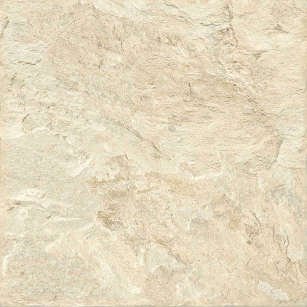 Trafficmaster Take Home Sample Allure Sedona Luxury Vinyl Tile Flooring 4 In X