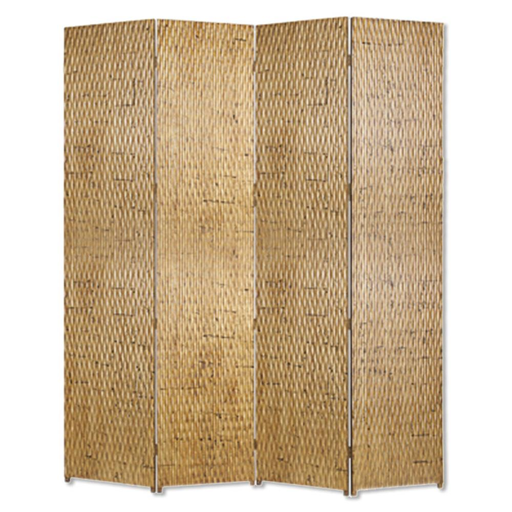 7ft room divider amazon gilded ft gold 4panel room divider dividersg83a the home depot