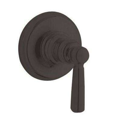 Bancroft 1-Handle Valve Trim Kit in Oil Rubbed Bronze (Valve Not Included)