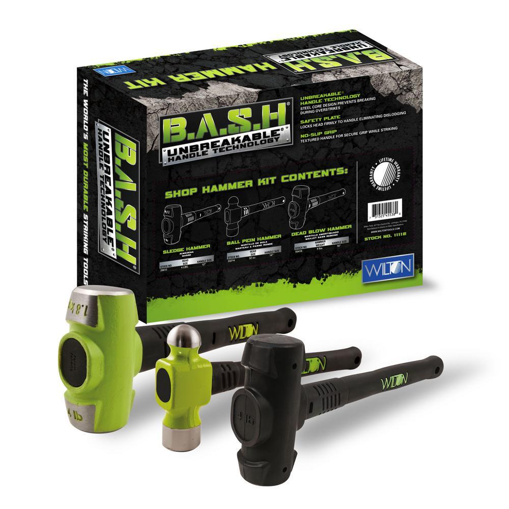 B.A.S.H Shop Hammer Kit