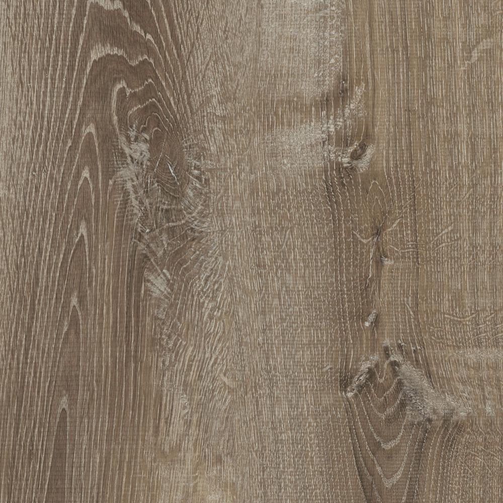 db1d442aec1 LifeProof Woodacres Oak 8.7 in. x 47.6 in. Luxury Vinyl Plank Flooring  (20.06 sq. ft.   case)-I966101L - The Home Depot