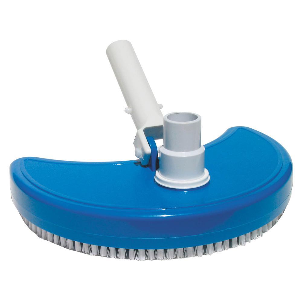 Vacuum Head Curved Vinyl Liner Swimming Pool Cleaner Brush
