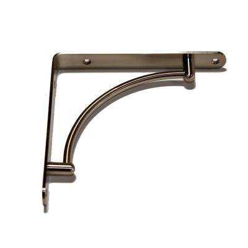 1.125x8.75x8.75 in. Metal Corbel