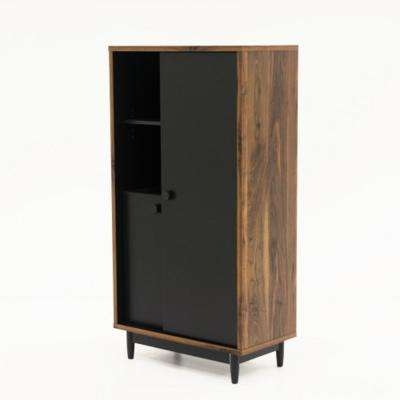 Walnut Office Storage Cabinets Home Office Furniture The Home
