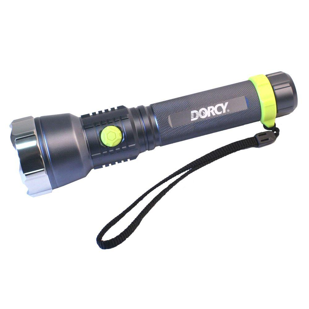 600 lumen 6 AA LED Ultra Beam Flashlight