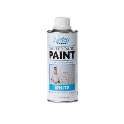 50 sq. ft. White Gloss Whiteboard Paint Kit