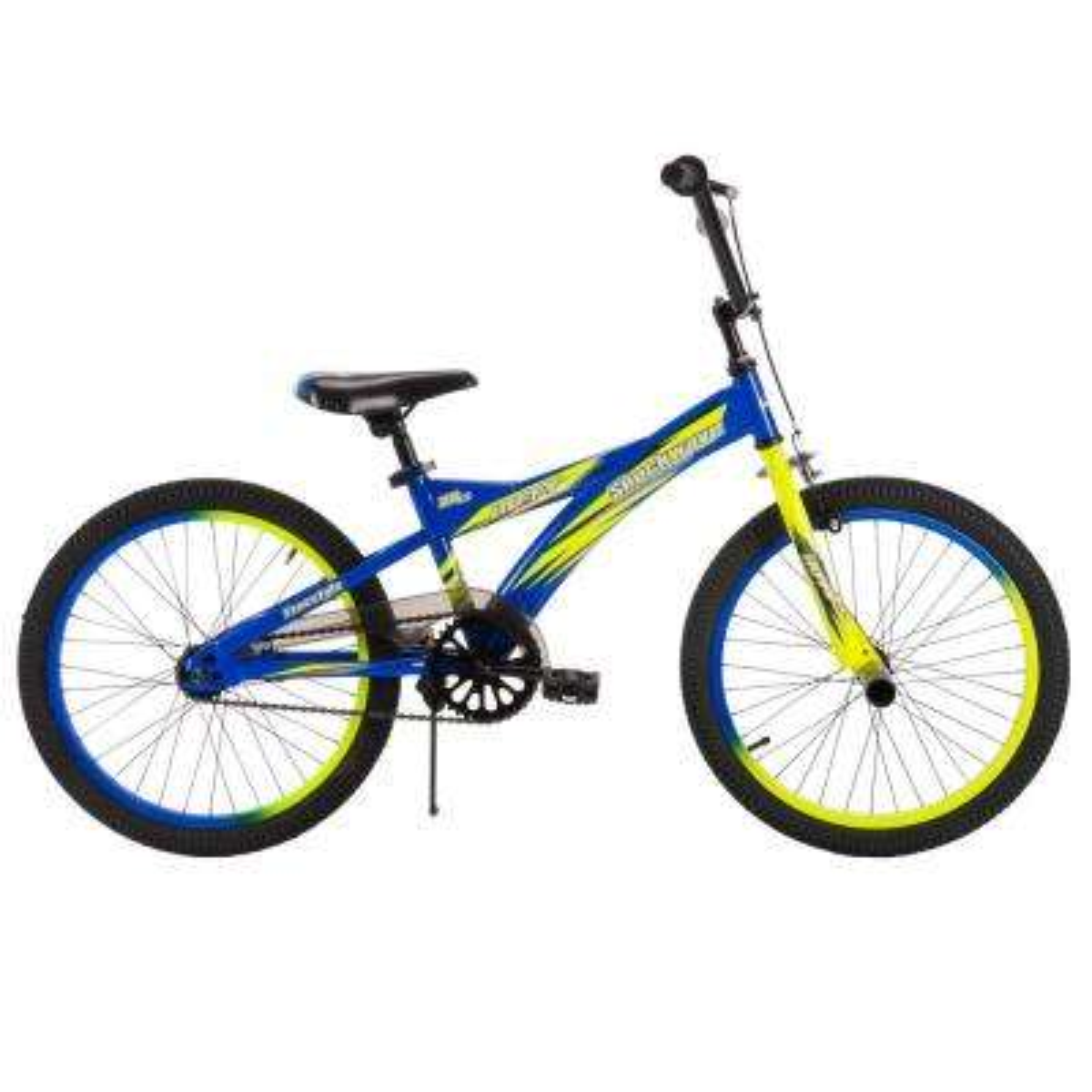 Shockwave 20 in. Boy's Bike