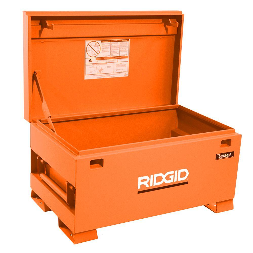 RIDGID 32 in x 19 in Portable Storage Chest2032OS The Home Depot