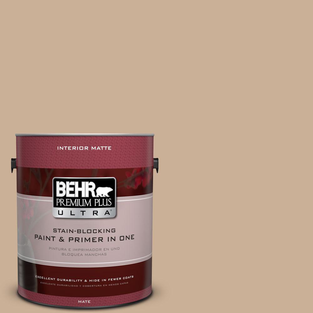 #N260 3 Polo Tan Matte Interior Paint
