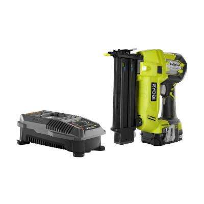 18-Volt ONE+ AirStrike Brad Nailer Kit
