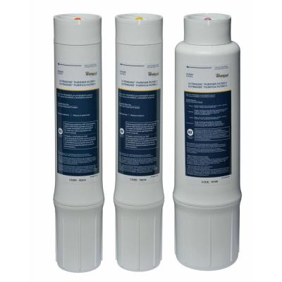 UltraEase Water Purifier Replacement Filters