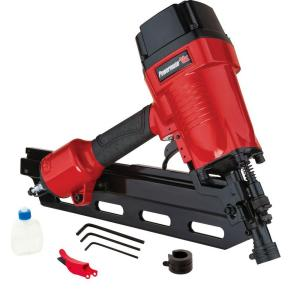 Powermate Clipped Head Framing Nailer Chfn35p The Home Depot