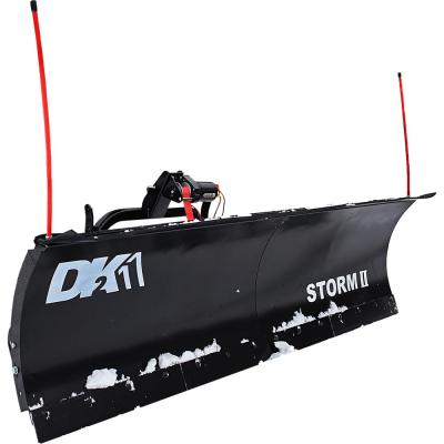 Detail K2 Storm II 84 inch x 22 inch Snow Plow for Trucks and SUVs (Requires Custom Mount - Sold Separately)