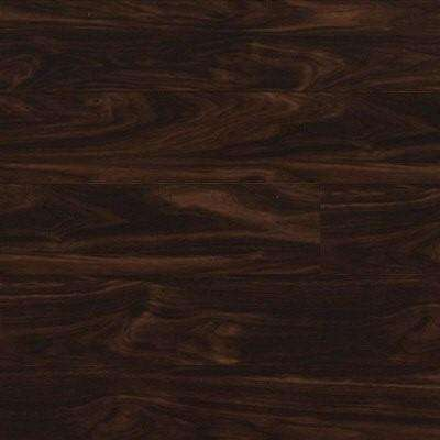 Dixon Run Lookout Bay Walnut 8 mm Thick x 4.96 in. Wide x 50.79 in. Length Laminate Flooring (20.99 sq. ft. / case)
