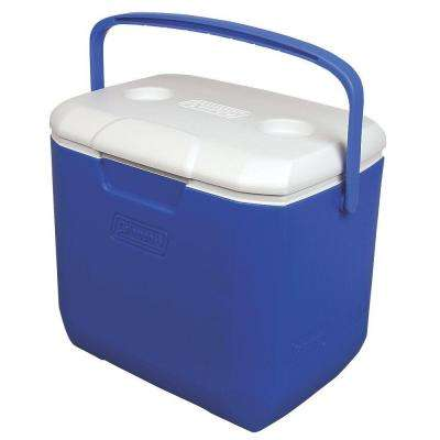 30 Qt. Blue Excursion Cooler