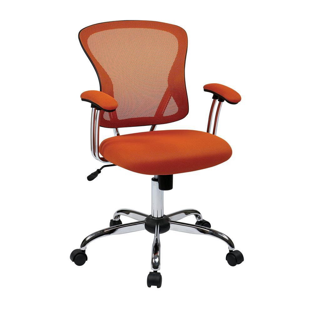 Juliana Orange Task Chair