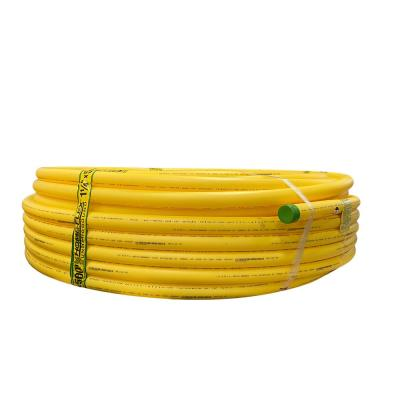 1-1/4 in. IPS x 500 ft. DR 11 Underground Yellow Polyethylene Gas Pipe